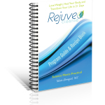 Rejuveo 21-day cleanse Guidebook