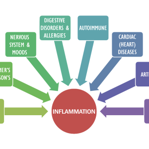 Control inflammation: eat clean
