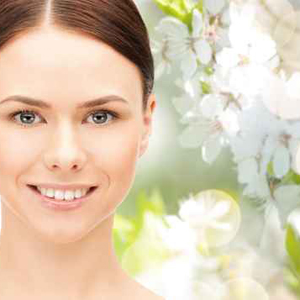 healthy skin grows from non-toxic skin care ingredients